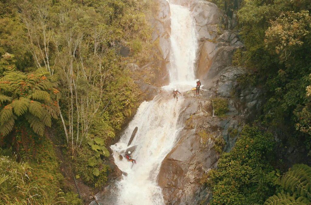 Canyoning Chamana