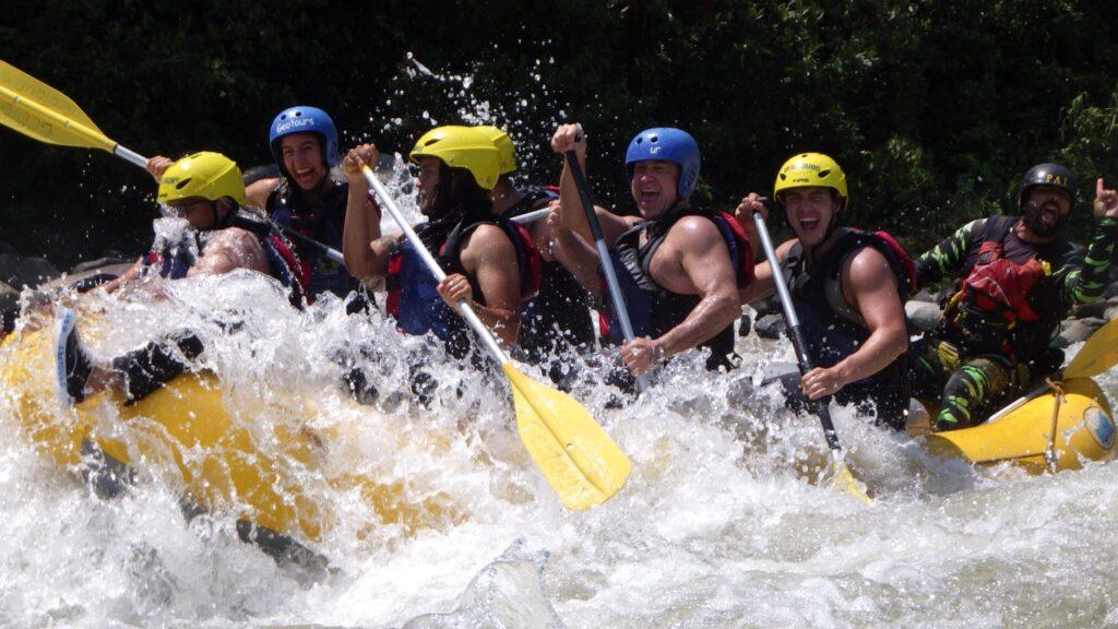 Rafting Samari